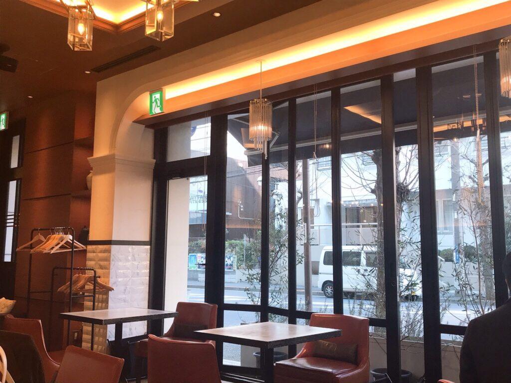 青葉台食堂george