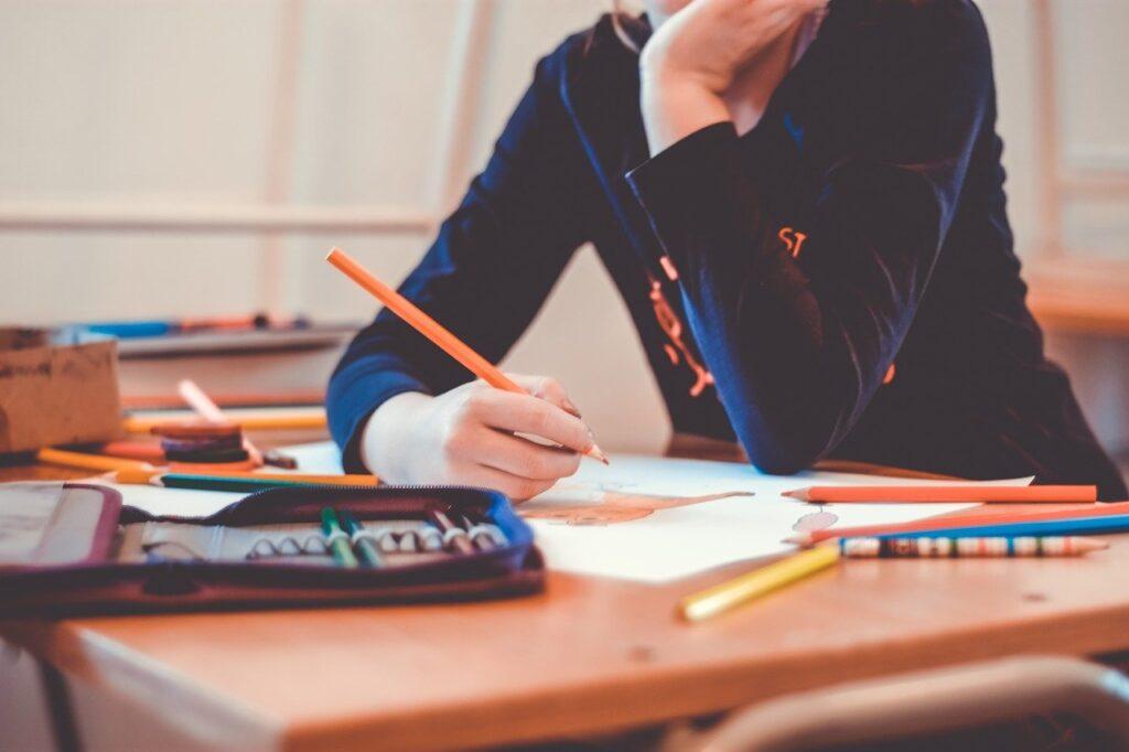 市ヶ尾小学校は県でも横浜市でも平均以上の評価の優良校